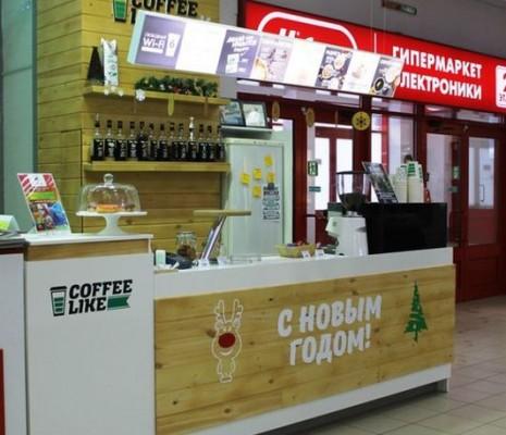 Оборудование для сети кофе-баров Coffee Like