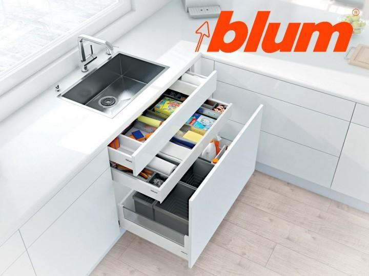 Мы продлеваем гарантийное обслуживание мебели, оснащенной фурнитурой Blum  до 5  лет!