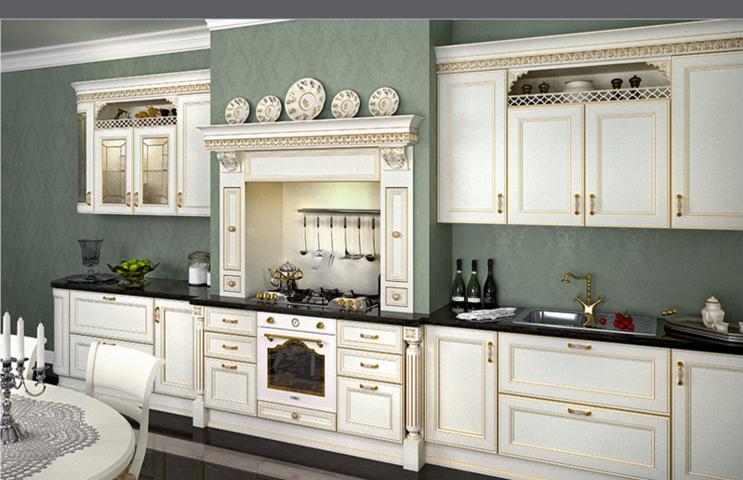 Кухня вашей мечты – фасады Eleganza